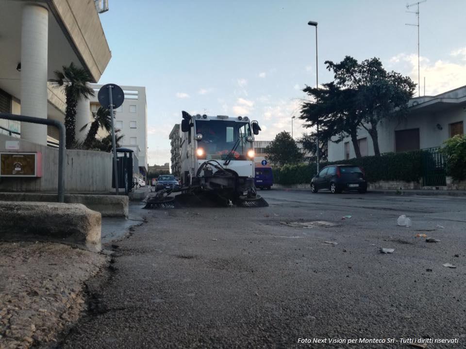 """Partita da San Pio l'iniziativa """"Quartieri puliti"""""""
