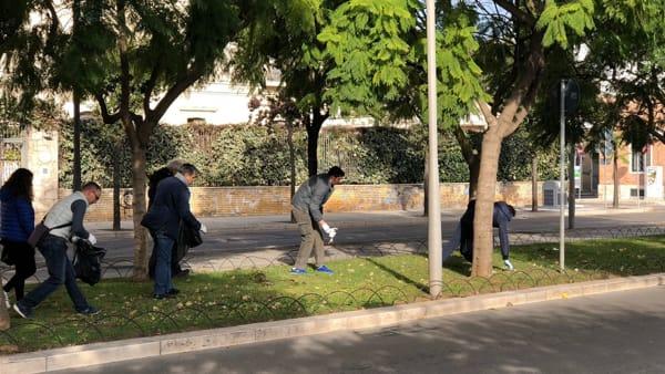 """""""Quartieri puliti"""" arriva a Santa Rosa: interventi anche in via Vecchia Frigole"""